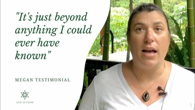 YouTube Cover Megan Testimonial