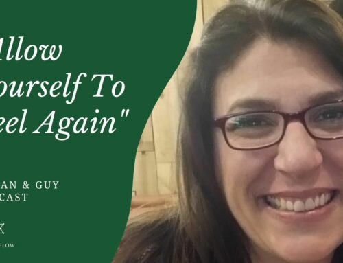 Allow Yourself To Feel Again | Megan Barker